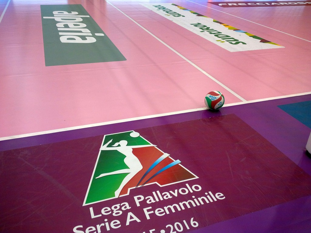 Il campo rosa resterà al PalaResia anche nella stagione 2016-2017