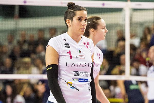 Sofia Tosi, altro tassello per la Roma Volley Club