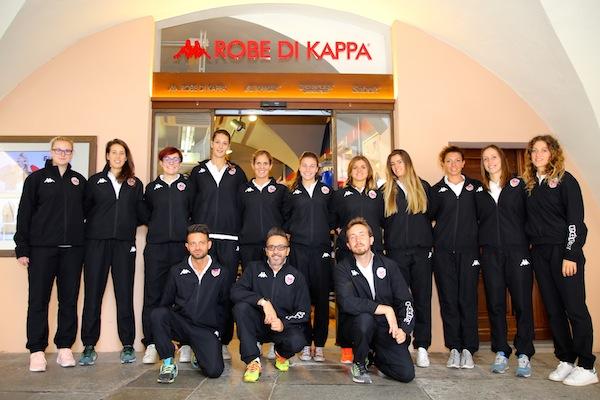 buy popular cc9f7 7cba1 KAPPA® sponsor tecnico dell'UBI Banca S. Bernardo – Lega ...