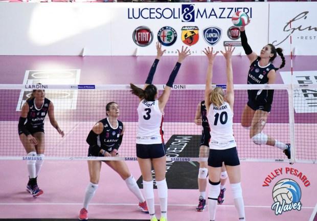 Fonte: Pesaro Volley