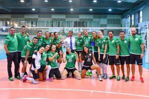 la squadra della Zambelli Orvieto